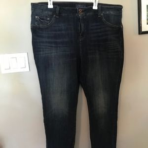 LUCKY BRAND plus size Jeans!